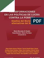 Transformaciones en Las Politicas de Lucha Contra La Pobreza