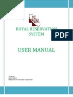 User Manual 12