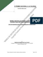 Guía Instituciones Educativas-Modelo de Calidad