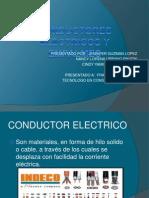 Exposicion de Conductores Electricos y Empalmes
