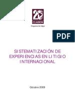 CLADEM - Sistematización de experiencias