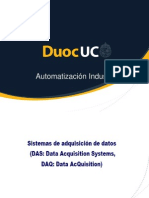 Clase  3 Adquisión de Datos