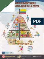 Guia Alimentaria Pa Escolares de La Costa