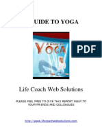 New Yoga Report
