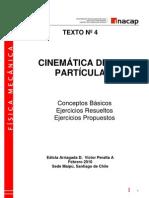 Apuntes y ejercicios cinemática