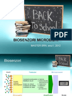L7- Biosenzori microbieni
