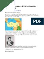Teladani Muhammad Alfateh