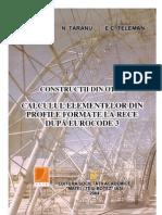 Calculul Profilelor Laminate La Rece Dupa EC4