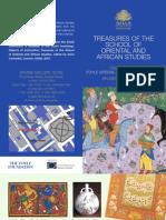 Brunei Gallery Treasures Oriental African Studies