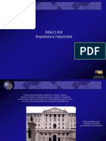 HISTORICISMO ARQUITRECTURA