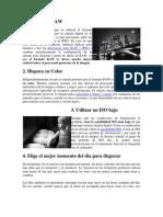 5 Consejos Definitivos Para Hacer Mejores Fotos en Blanco y Negro
