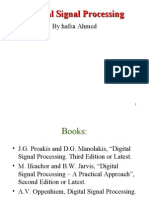 Introduction signal processing