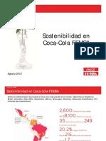 Sostenibilidad en Coca Cola FEMSA