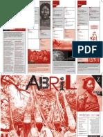 Programa Abril Salazar