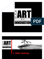 The Art of Innovation by Guy Kawasaki 16285