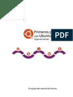 Primeros Pasos Con Ubuntu 12.04 - Para Escuela