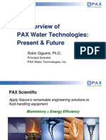 7 PAX Water Technologies Overview