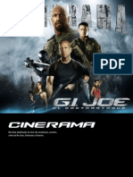 G.I.Joe El Contraataque - Revista Cinerama