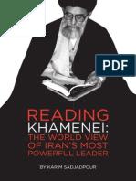 Reading Khamenei