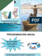 3. PROGRAMACIÓN  ANUAL EDUC. REL. 2013