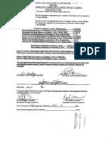 Pasco Republican Executive Committee Audits 2010 Thru 2012