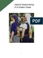 Biblical Head Covering