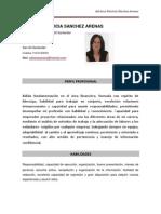 Adriana Patricia Sanchez Arenas