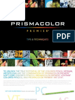 Prismacolor Premier Colored Pencil Brochure