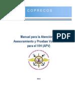 Manual APV