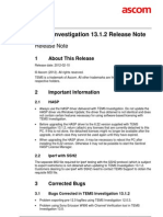 TEMS Investigation 13.1.2 Release Note