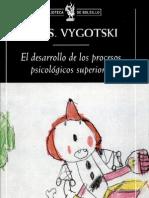 vygotsky-el desarrollo de los procesos psicológicos superiores.pdf