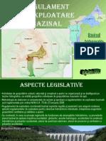 Regulament de Exploatare Bazinala