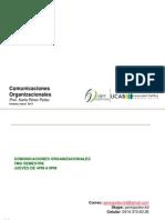 Comunicaciones Organizacionales