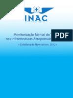Monitorização Mensal Tráfego 2012