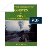 The Corwen to Rhyl Line.
