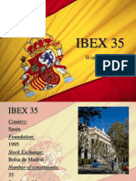 Ibex 35 and Obx Index