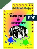 Journal of Bengali Studies Vol.2 No.1