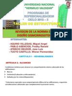 REVISION DE LA NORMA E.030 DISEÑO SISMORRESISTENTE FINAL 2