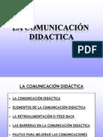 COMUNICACION DIDACTICA