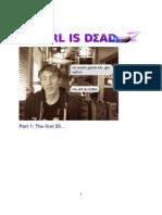 IRL is dead