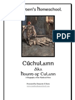 Cuchulain a Biography of a Mythical Hero, By Donnette E Davis