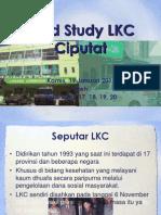 Presentasi Field Study