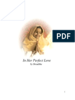 Anandamayi Ma - In Her Perfect Love by Shraddha (161p)