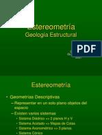 Clase Estereometria