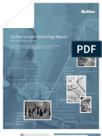 Mcafee 2008 Virtual Criminology Report