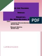 trikiasis, laporan kasus, anamnesis, pemeriksaan fisik, diagnosis dan tatalaksana