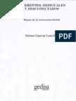 García Canclini - Cultura Extraviada