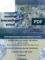 Sistemul Monetar International Actual(1)