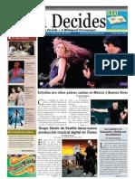 Steelo featured in Tu Decides / You Decide Bi-Lingual Newspaper
