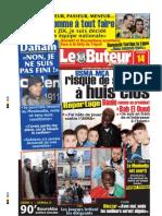 LE BUTEUR PDF du 14/03/2009
